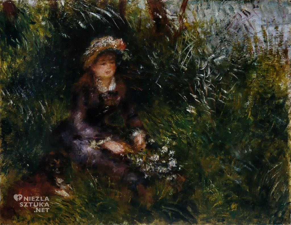 Pierre-Auguste Renoir, Madame Renoir z psem