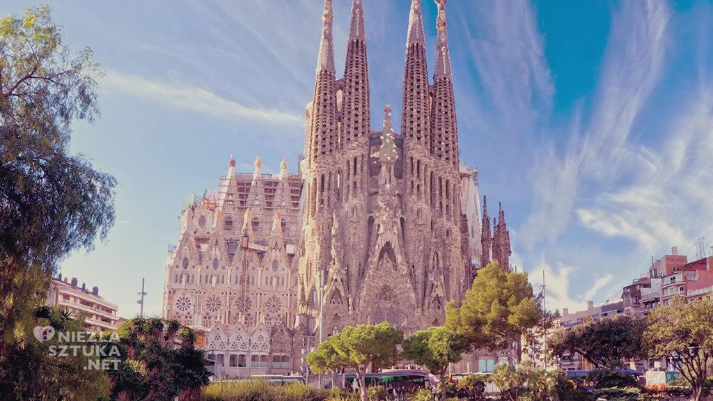 Sagrada Familia - zewnętrze