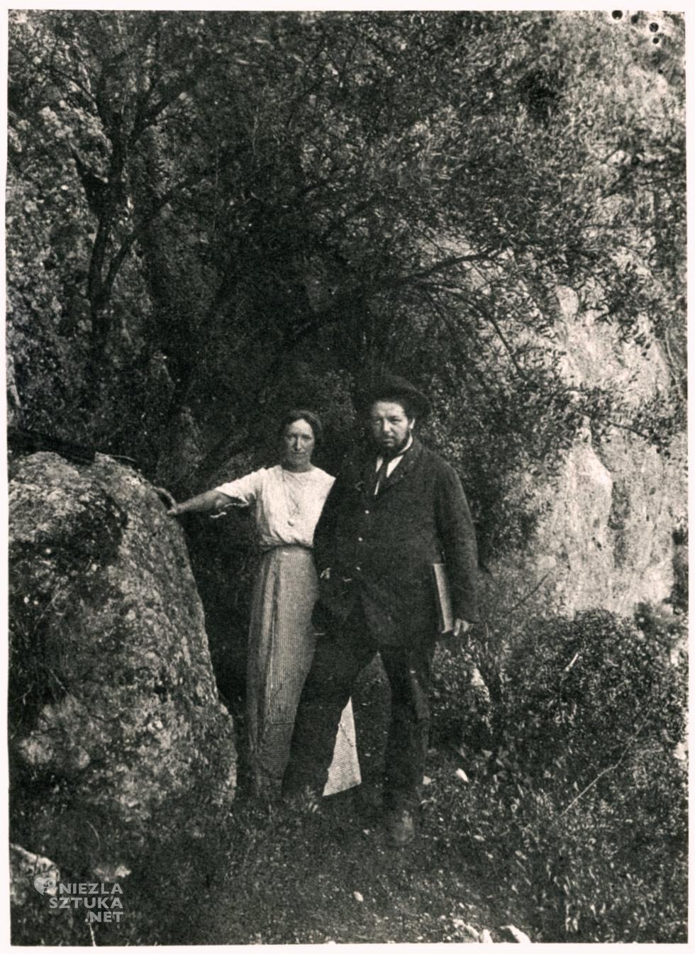 Diego Rivera i Angelina Beloff
