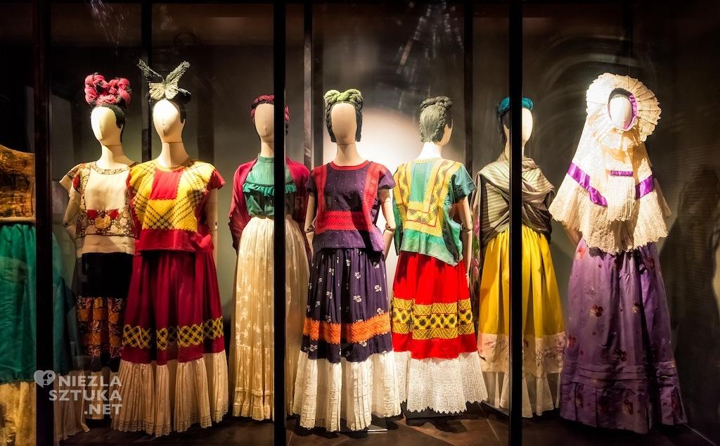 Frida Kahlo sukienka