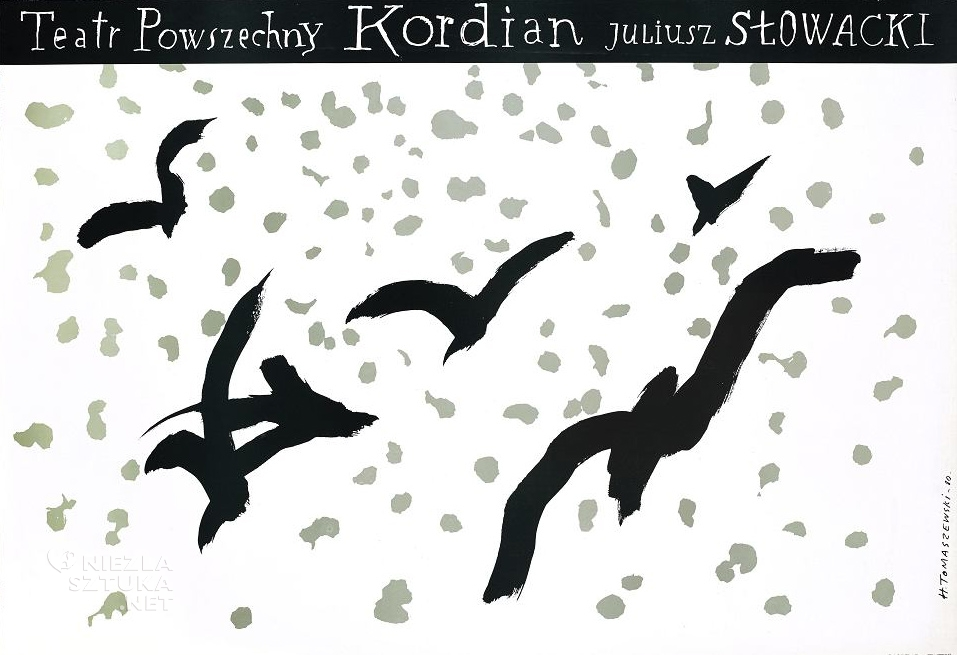 Henryk Tomaszewski Kordian