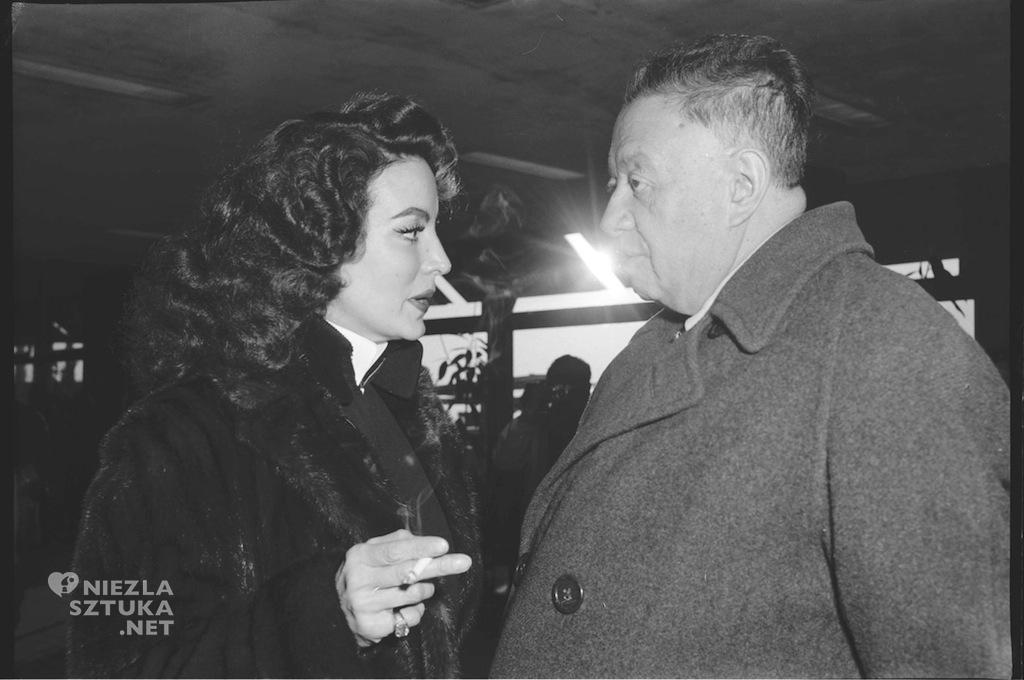 Diego Rivera i Maria Felix