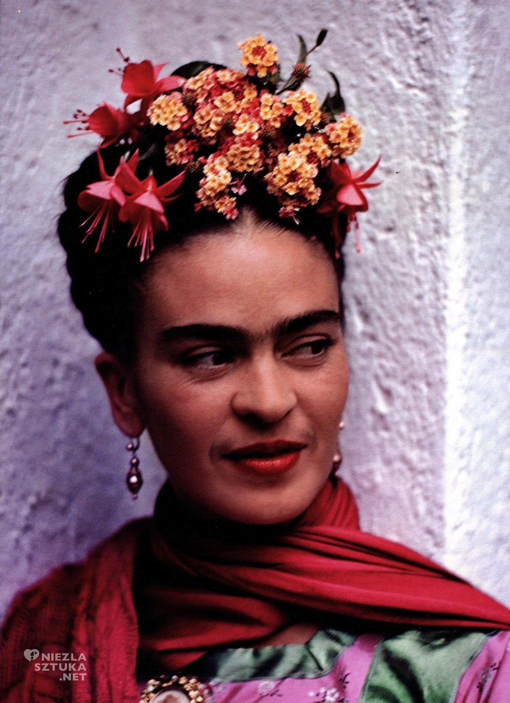 Frida, fot.: Nickolas Muray