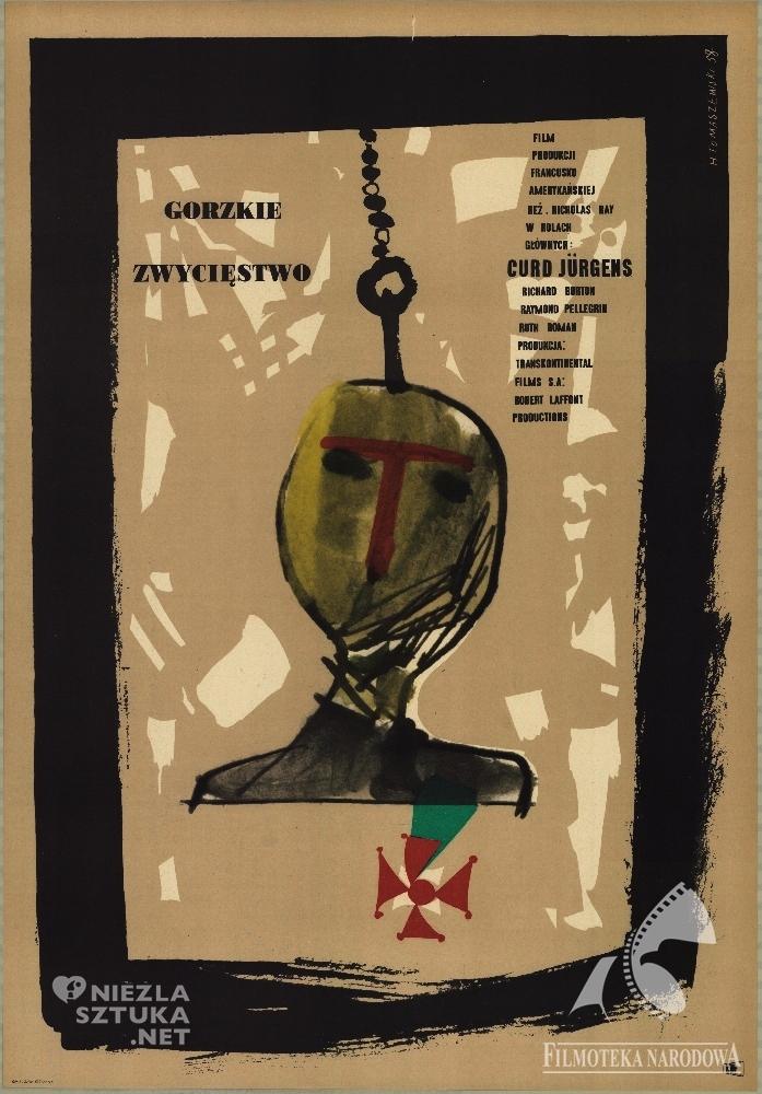 Henryk Tomaszewski Gorzkie zwycięstwo