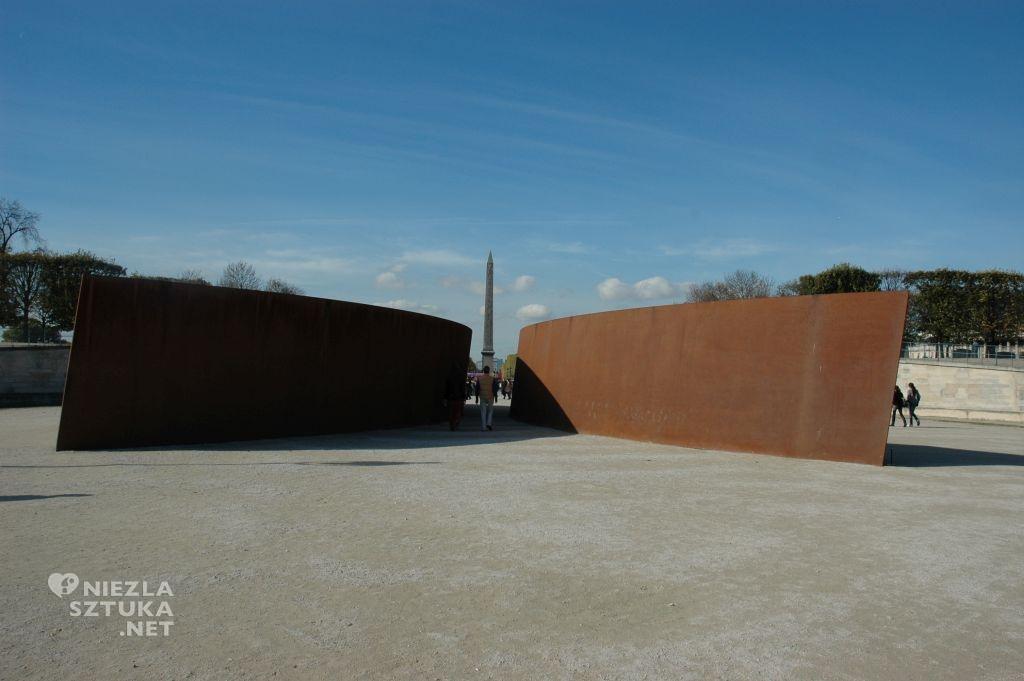 Richard Serra Clara-Clara