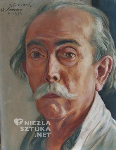 wlastimil-hofman-autoportret-1952