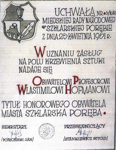 wlastimil-hofman-szklarska-poreba