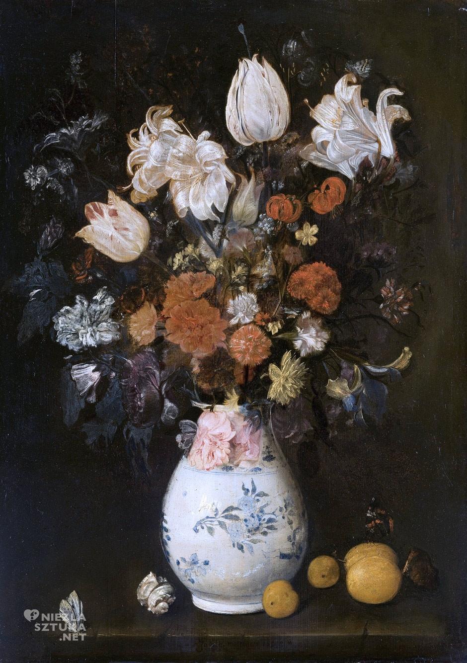 Judith Leyster <em>Kwiaty</em> | 1654, prywatna kolekcja