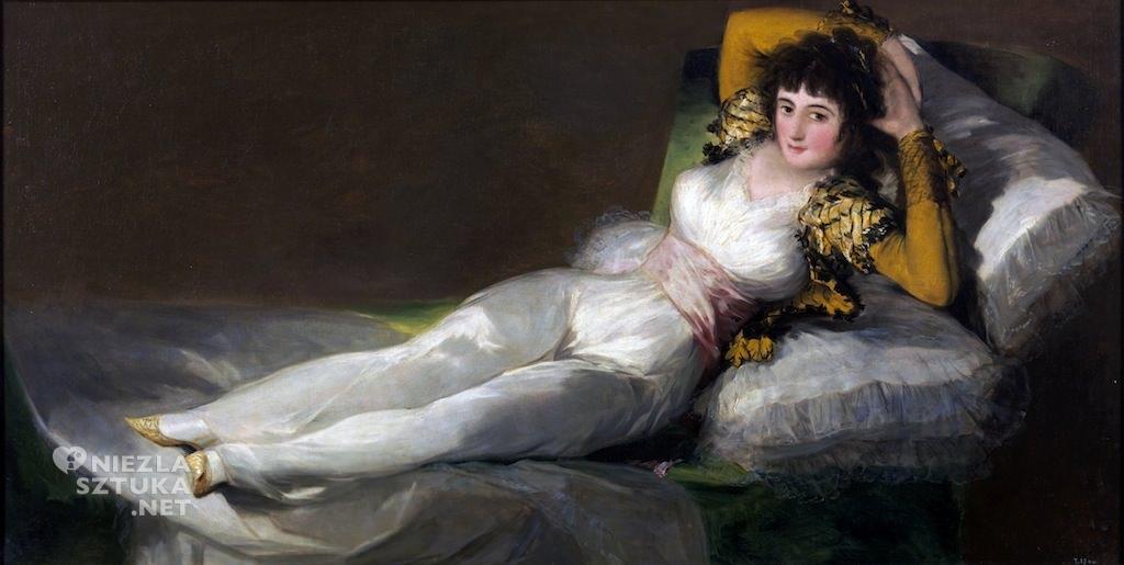 Francisco Goya Maja ubrana