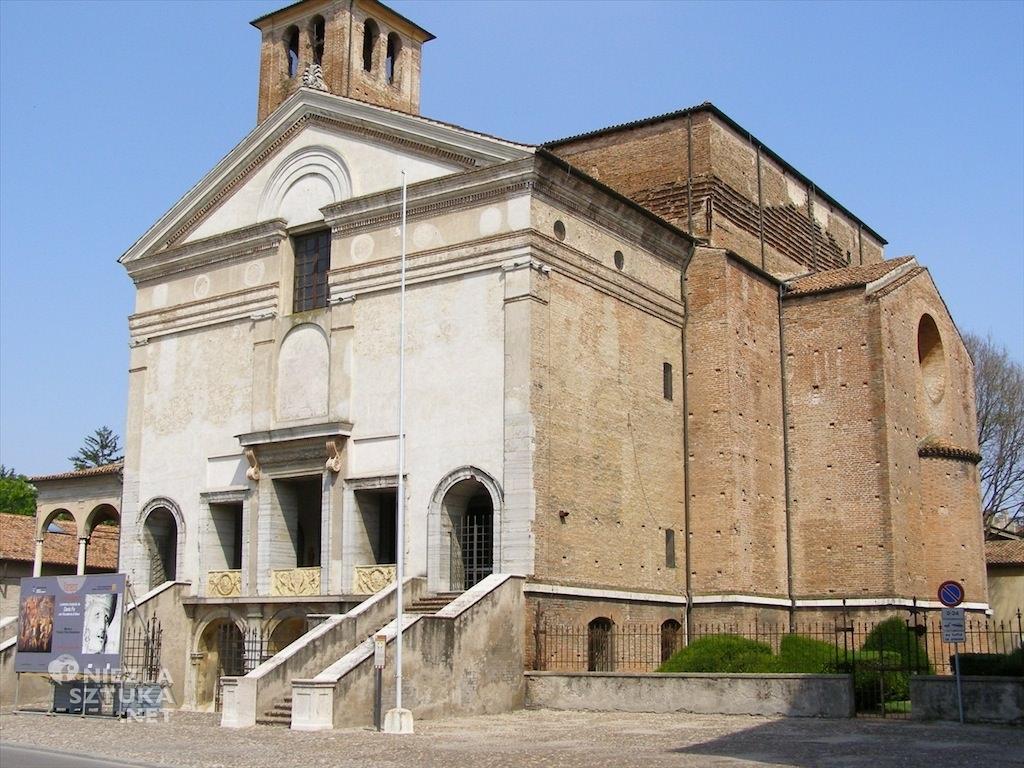 San Sebastiano, Mantua