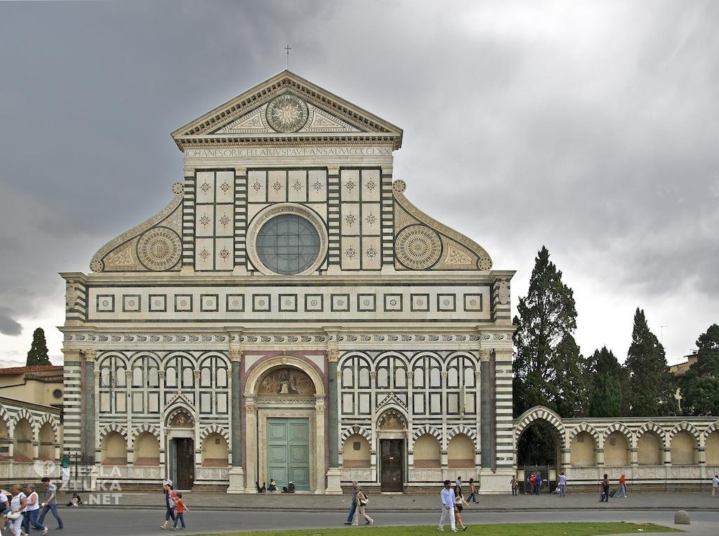 Santa Maria Novella, Florencja