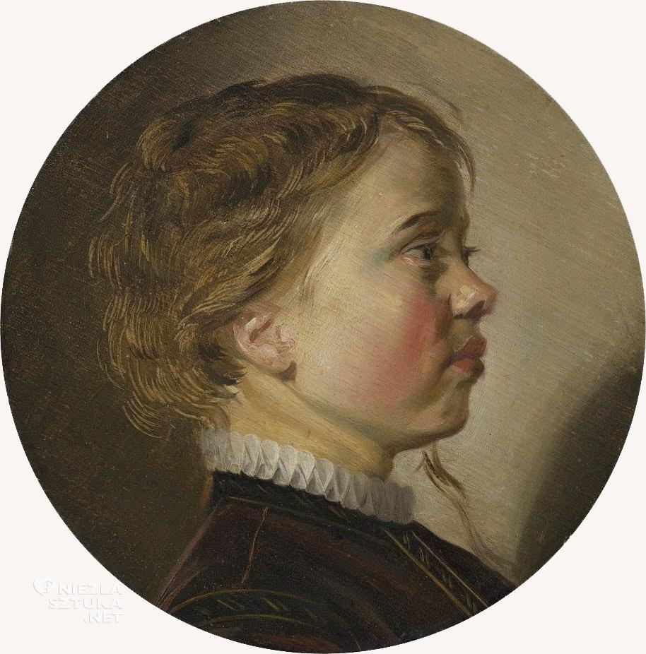 Judith Leyster <em>Młody chłopiec z profilu</em> |1630, National Gallery of Art, Waszyngton