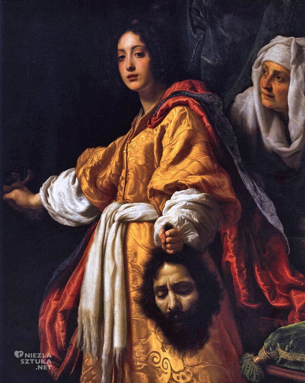 Cristofano Allori Judyta z głową Holofernesa