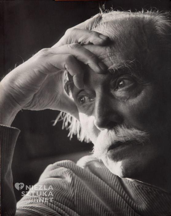 Jan Korpal, Portret Wlastimila Hofmana, fot. muzeumdomhauptmannow.pl