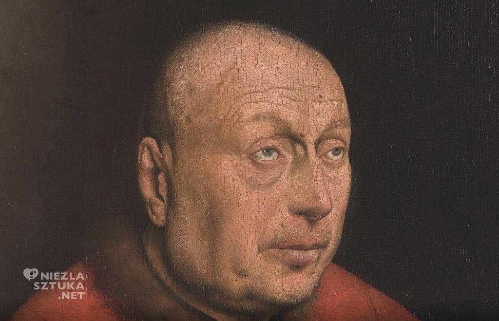 Jodocus – Hubert i Jana van Eyck <em>Ołtarz Gandawski (Adoracja Mistycznego Baranka)</em>, poliptyk tablicowy, 350 × 500 cm, Katedra Świętego Bawona, Gandawa