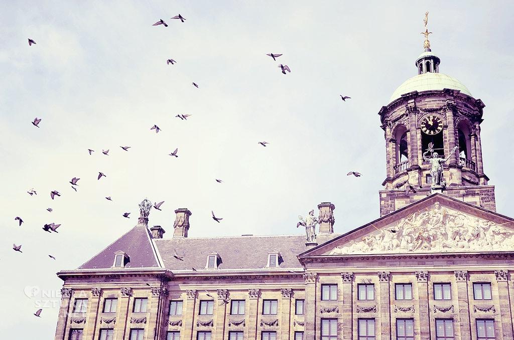 Pałac królewski w Amsterdamie (Koninklijk Paleis)
