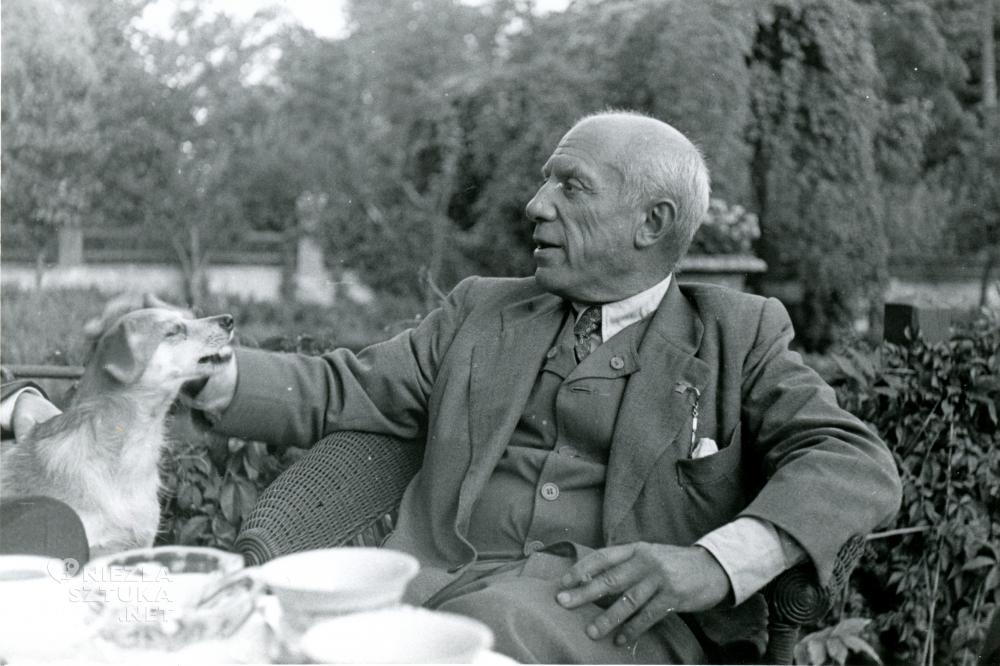 Pablo Picasso w Wilanowie