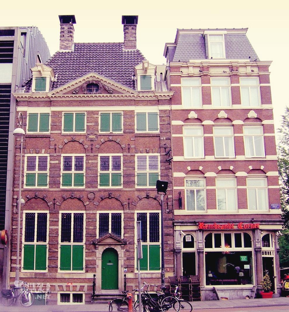 Rembrandthuis (Dom Rembrandta)