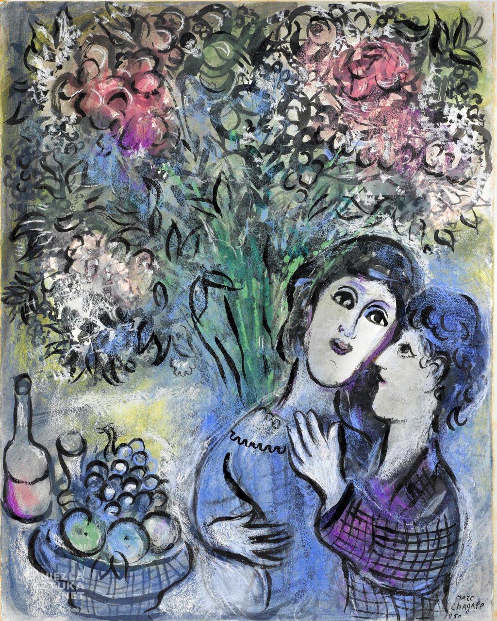 Marc Chagall Bella Rosenfeld