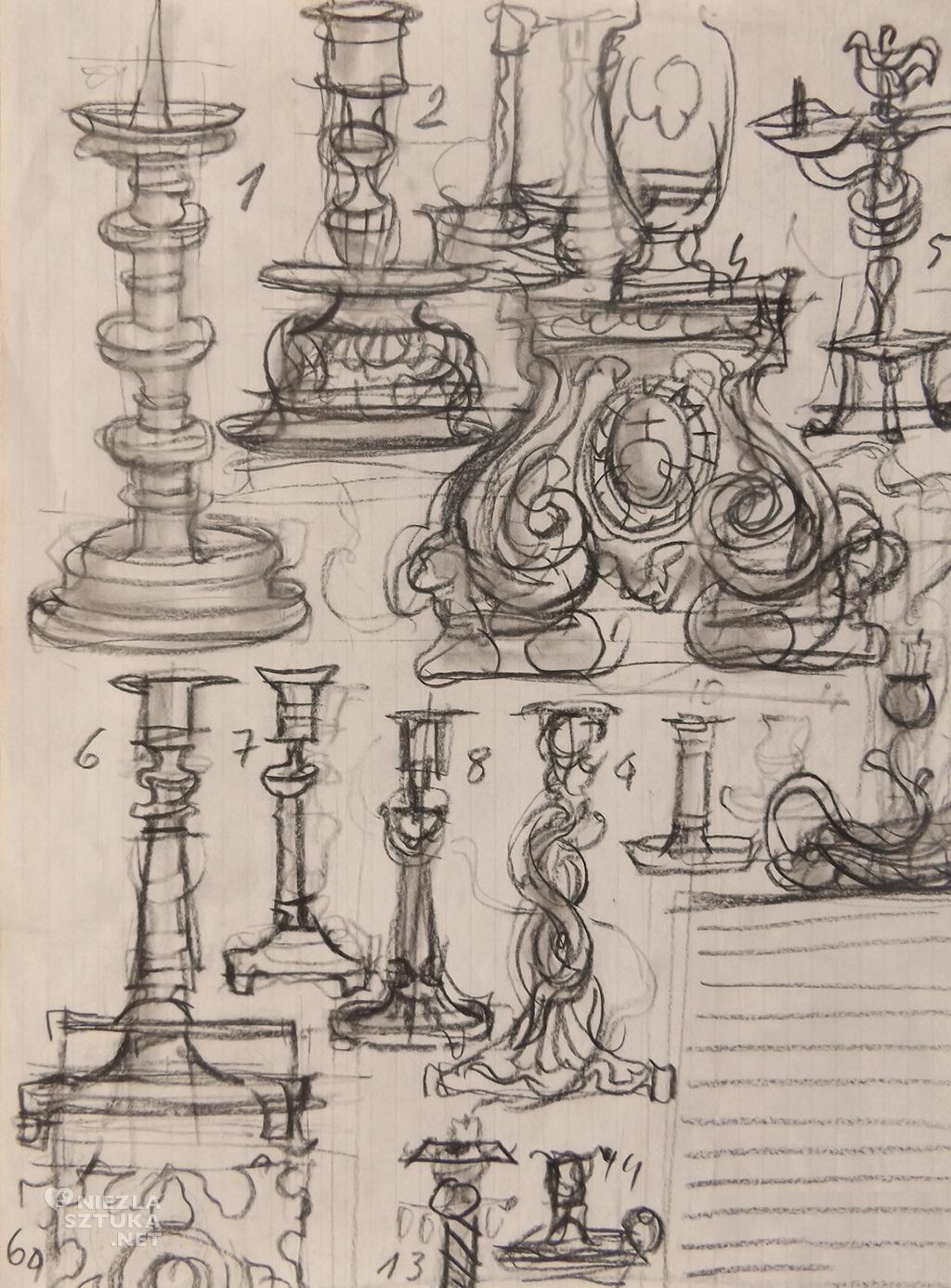 Franciszek Starowieyski - szkice