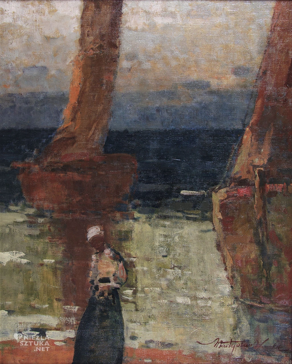 władysław wankie bretonki nad morzem gdańsk