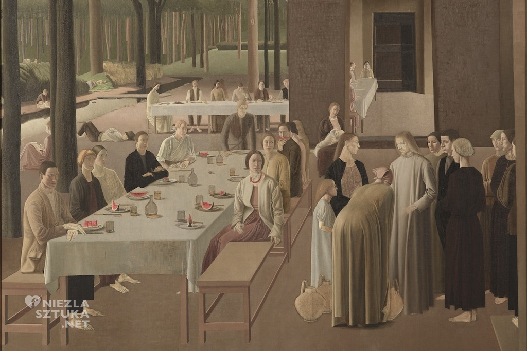 Marriage at Cana, 1923 (extract) The Estate of Winifred Knights, standard.co.uk