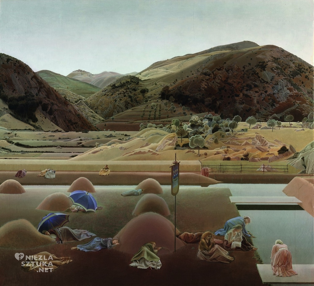Winifred Knights The Santissima Trinita
