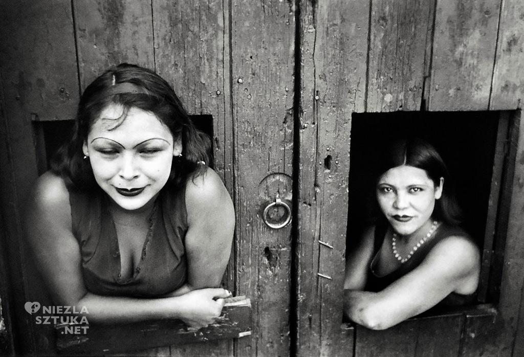 Henri Cartier-Bresson, Meksyk - prostytutki | 1934