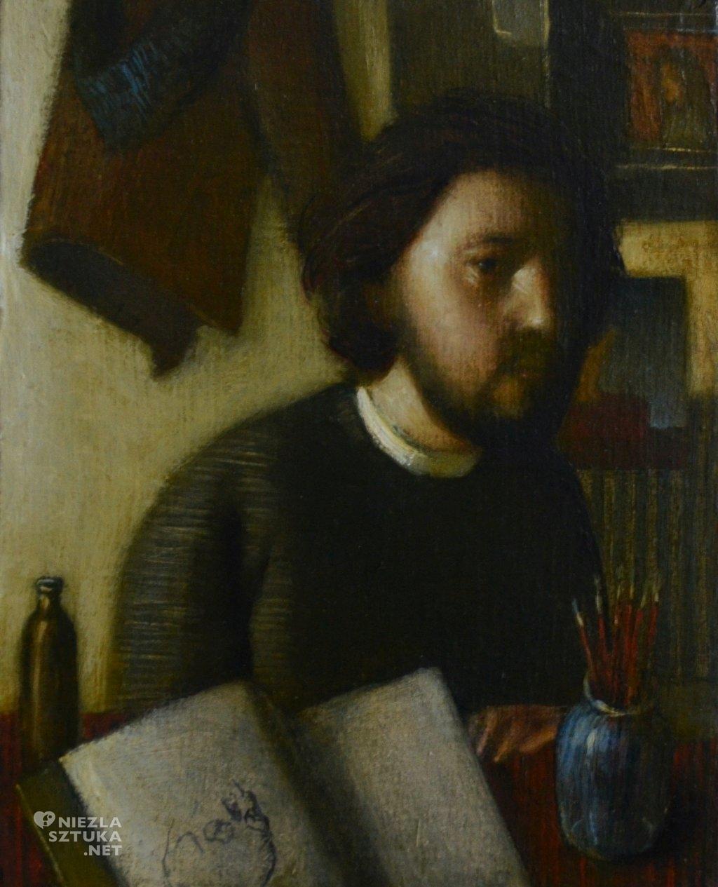 Dawid Zdobylak malarstwo