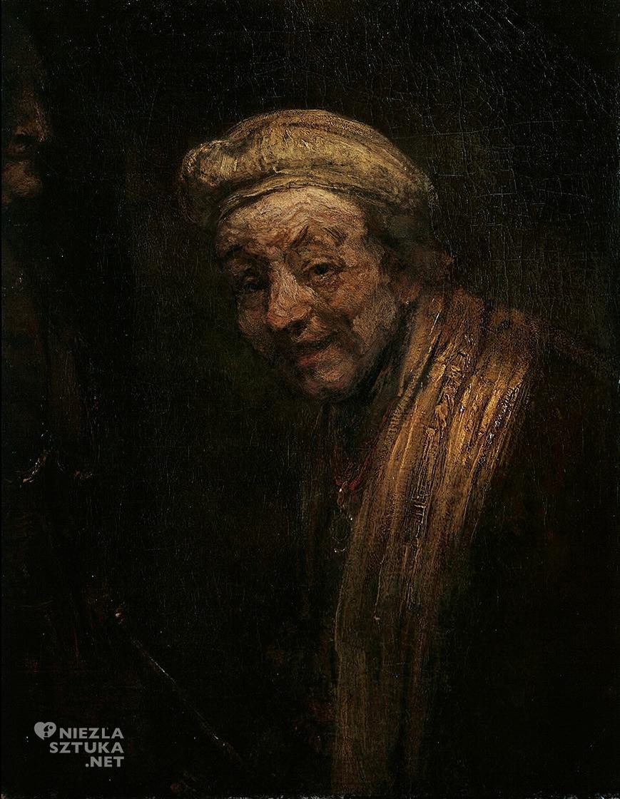 Rembrandt <em>Autoportret</em> | 1669, Wallraf-Richartz Museum, Koln