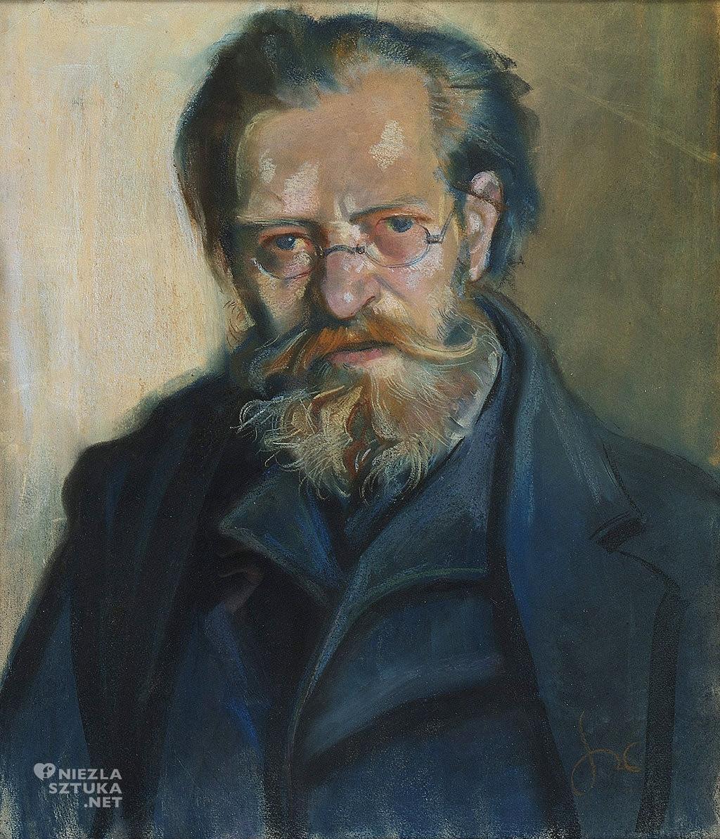 Ojciec Stanisława Wyspiańskiego, MNW