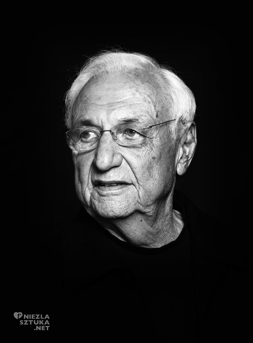Frank Gehry, fot. arch2o.com