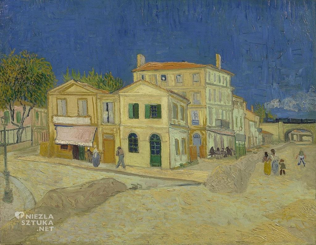 Vincent van Gogh Żółty dom