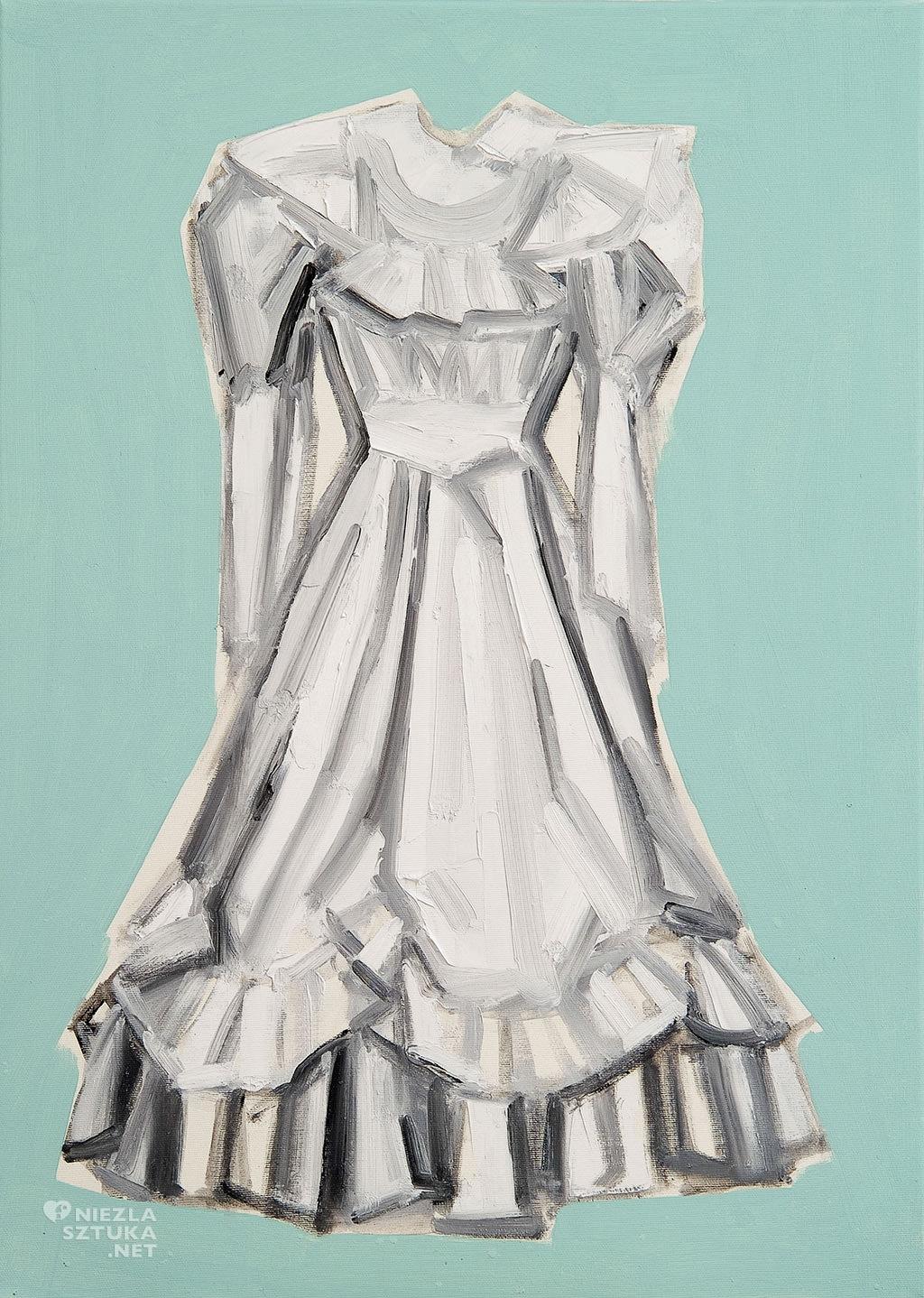 Jadwiga Sawicka <em>Długa sukienka</em>