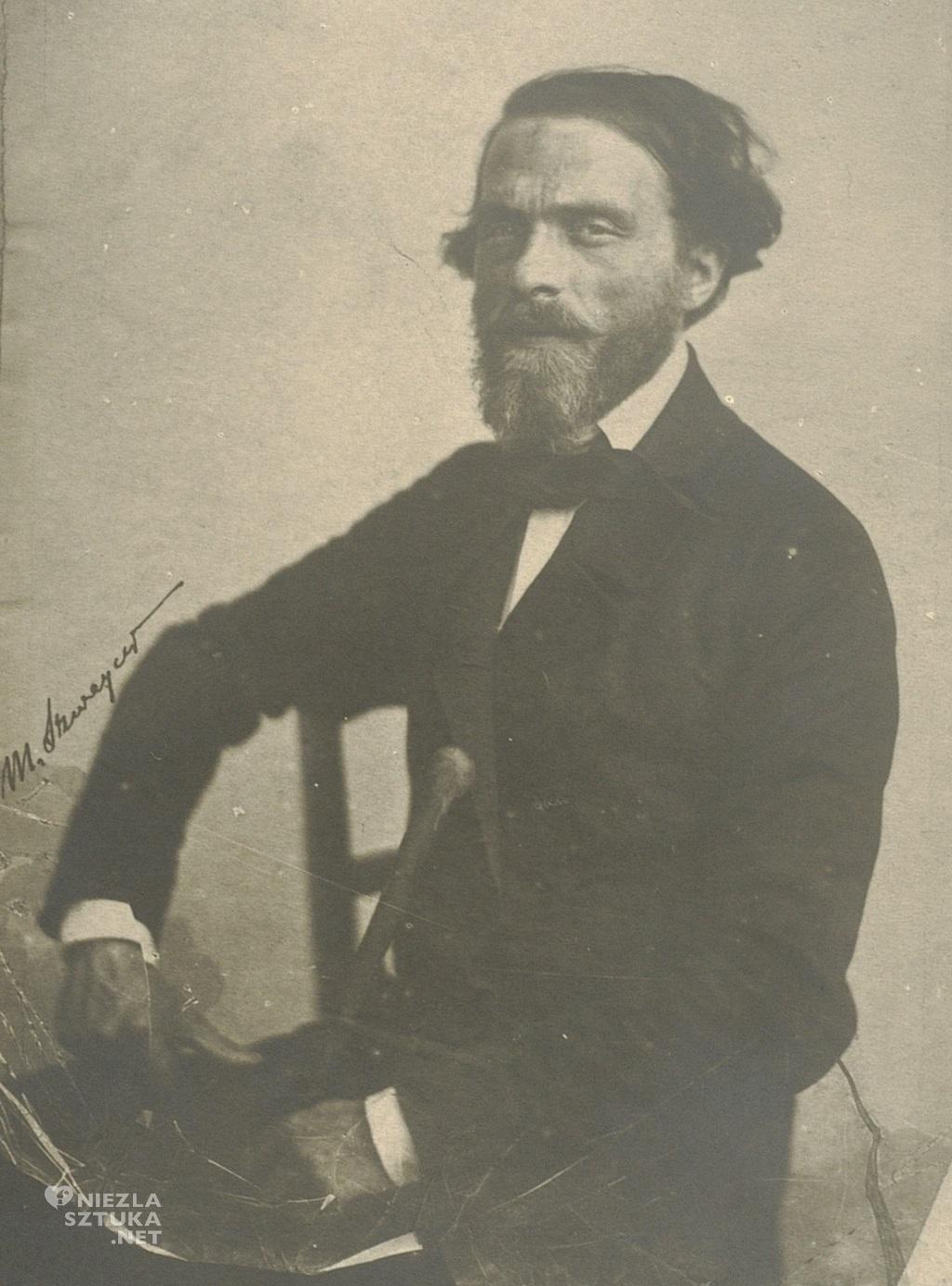 Cyprian Kamil Norwid | przed 1930, źródło: POLONA