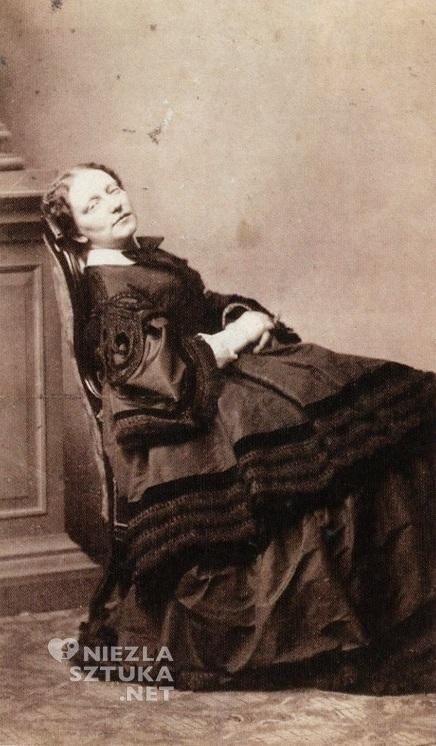 Maria Kalergis, fot. Karol Beyer, źródło: Muzeum Teatralne w Warszawie