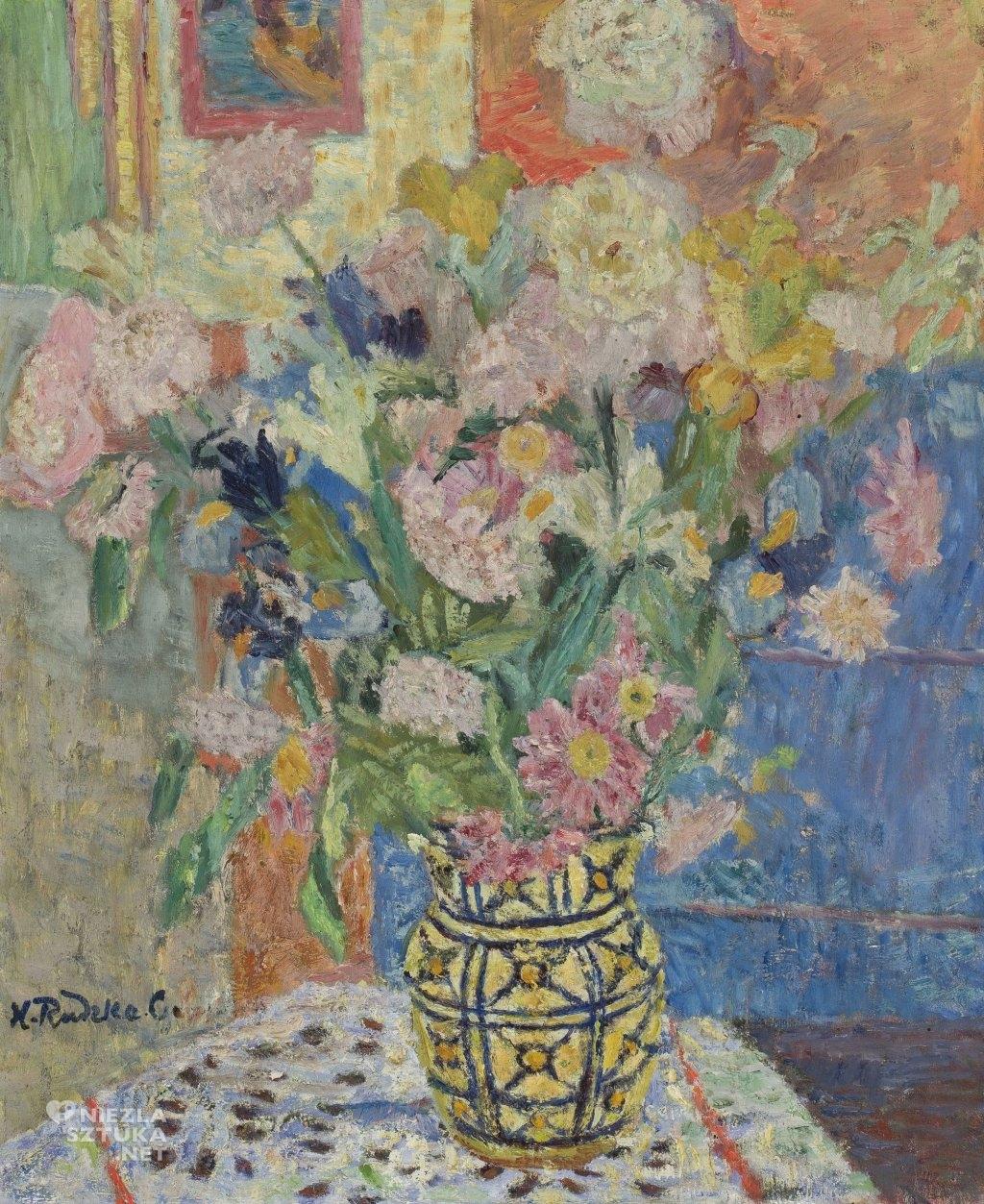 Hanna Rudzka-Cybisowa Kwiaty | ok. 1934, Muzeum Narodowe w Warszawie