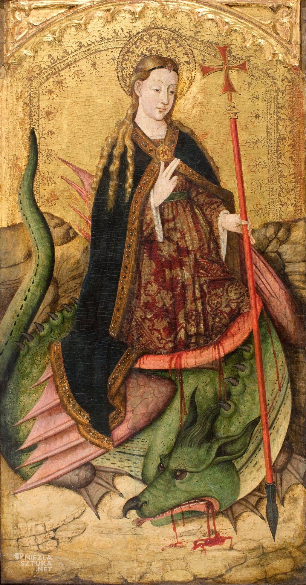 Joan Reixach Święta Małgorzata