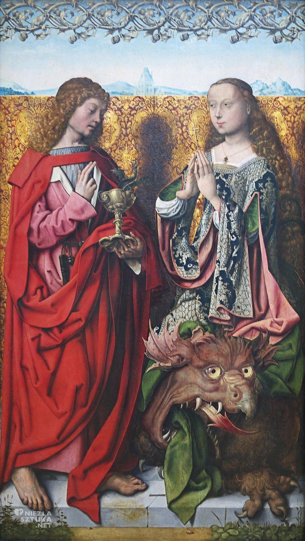 Mistrz Ołtarza św. Bartłomieja Św. Małgorzata
