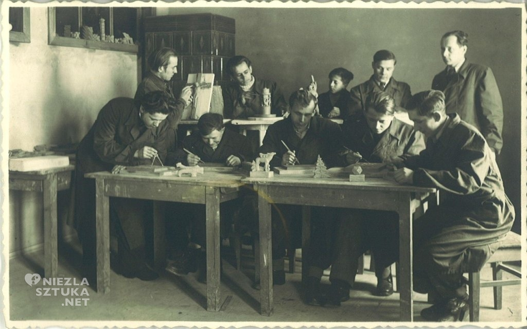 Wojciech Czerwosz | Kielce 1947, fot. z archiwalnych zbiorów rodziny Czerwosz