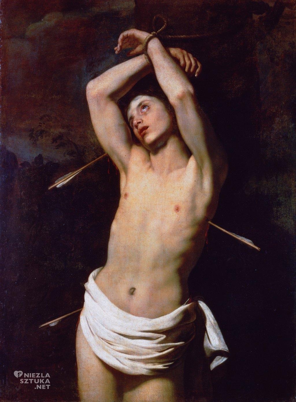 Nicolas Régnier Święty Sebastian | ok. 1620, Ermitaż, Sankt Petersburg