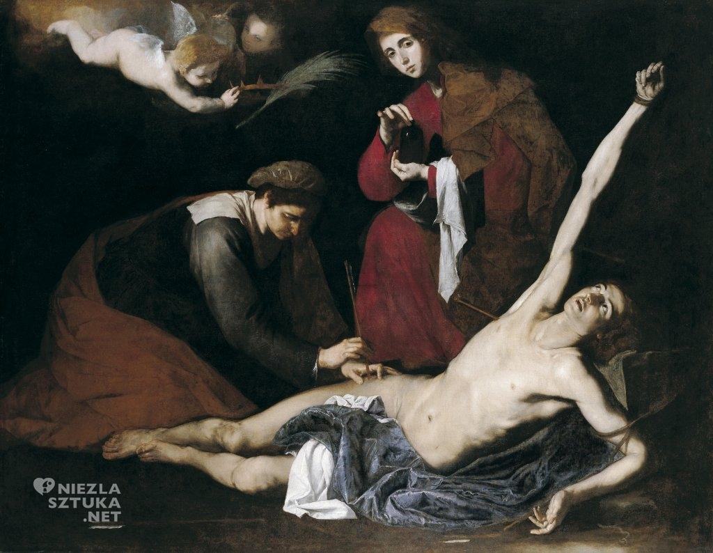 Jusepe de Ribera Święty Sebastian