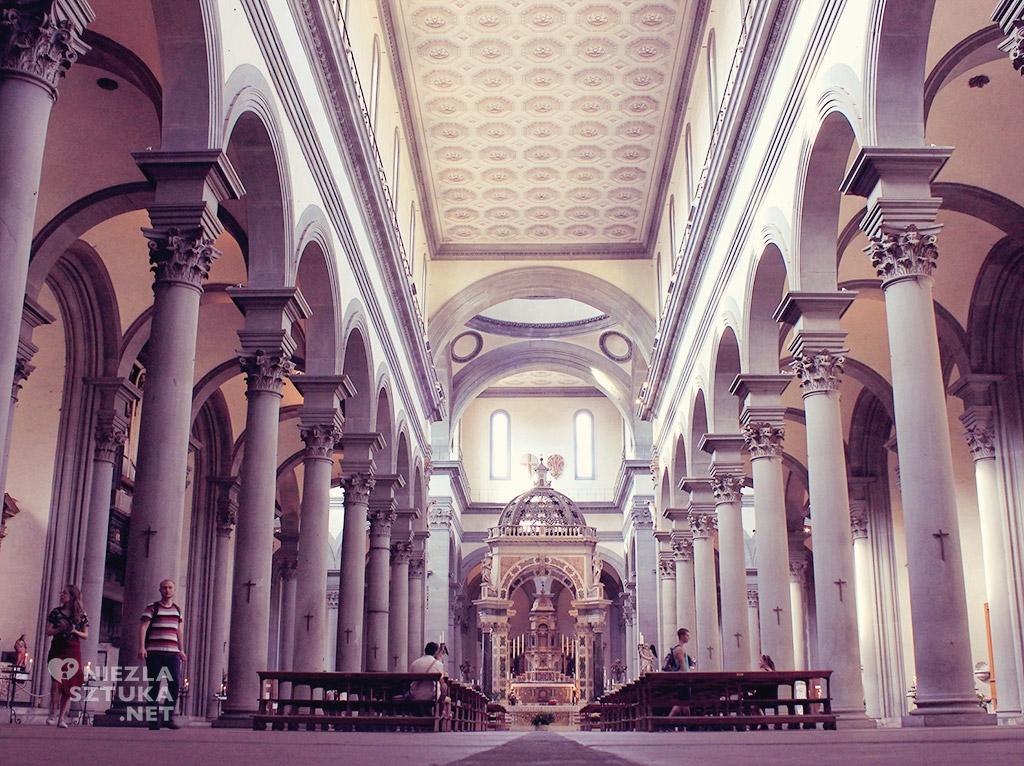 Santo Spirito we Florencji