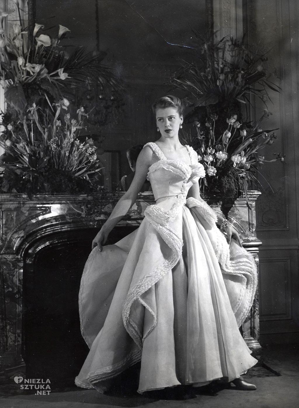Willy Maywald dla Diora, © Willy Maywald, fot. dzięki uprzejmości Dior.com