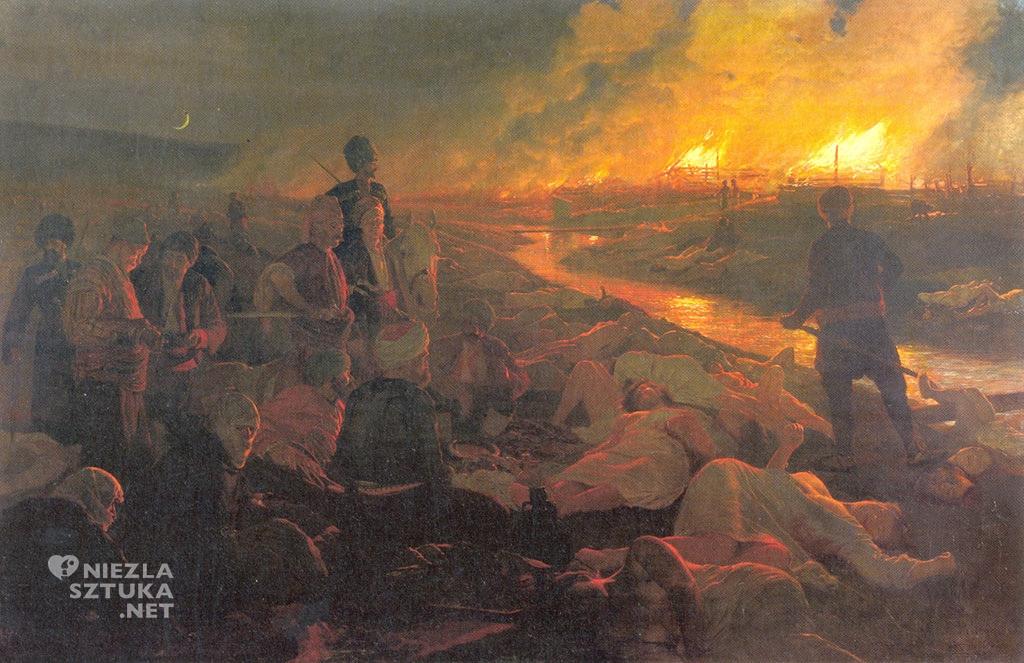 Antoni Piotrowski Rzeź w Batak w 1876