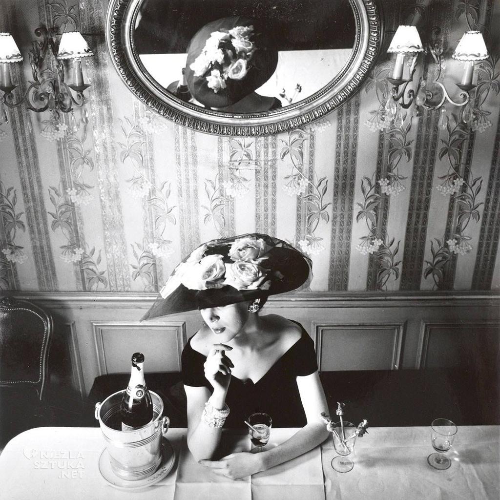 Henry Clarke dla Diora, kolekcja wiosna-lato 1956 © Henry Clarke, fot. dzięki uprzejmości Dior.com