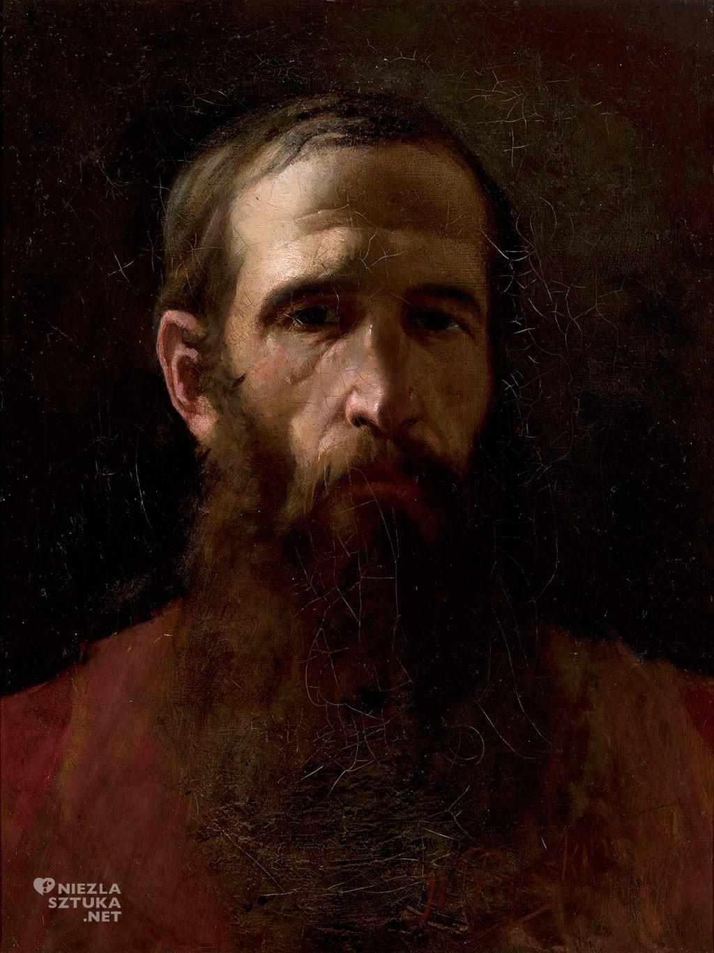Portret Aleksandra Gierymskiego