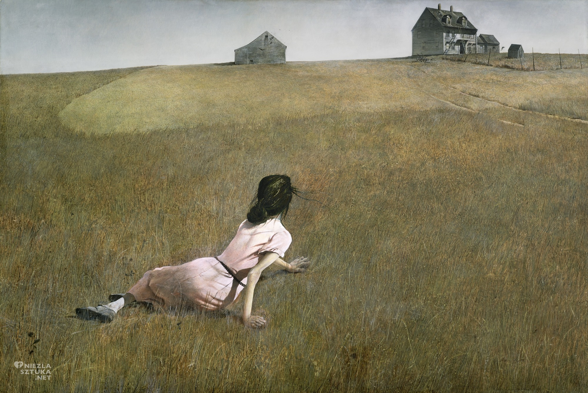 Andrew Wyeth Świat Christiny