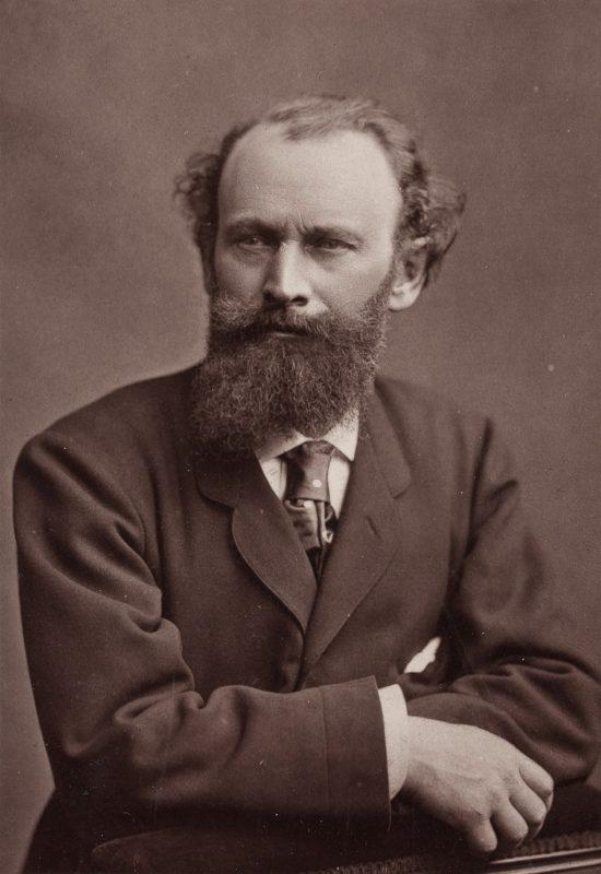 Édouard Manet fotografia Niezła sztuka