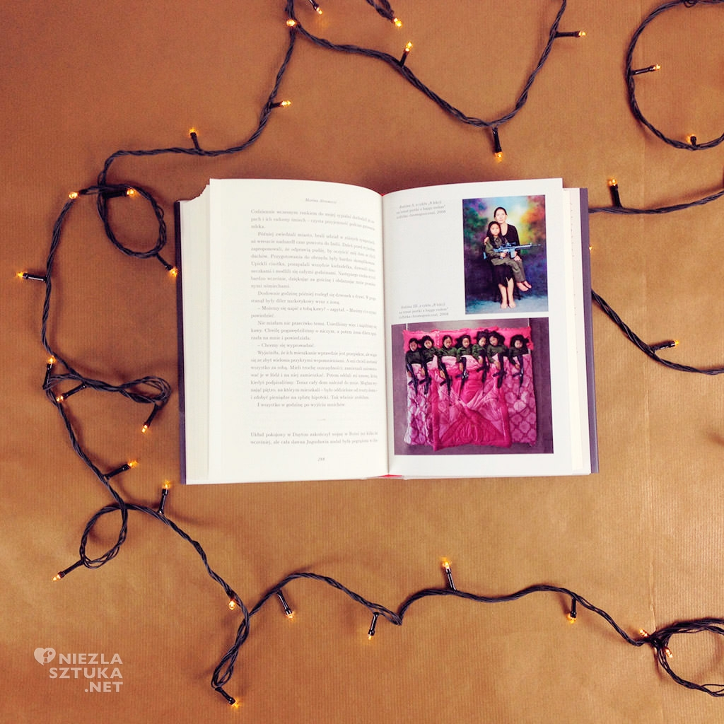 artbox książka wydawnictwo Marina Abramovic